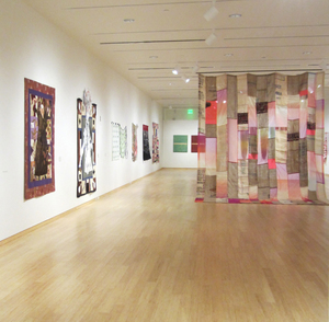FABRICation at Art Museum of West Virginia University