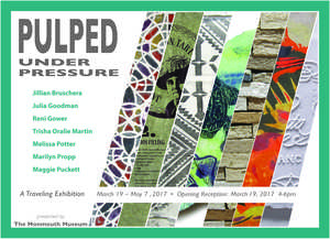 Pulped Under Pressure @ Monmouth Museum