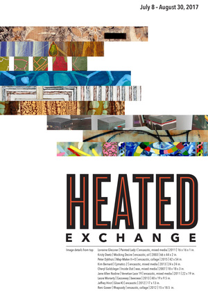 Heated Exchange @ The Visual Arts Center