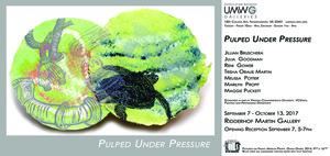Pulped Under Pressure @ University of Mary Washington
