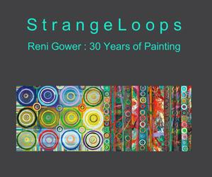 Strange Loops: Thirty Years of Painting