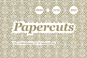 Papercuts at Herron School of Art