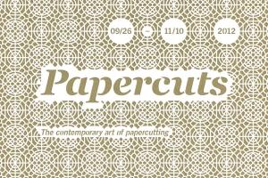 Papercuts at Herron School of Art