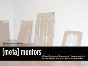 Meta-Mentors:  2010 CAA in Chicago