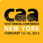 2013 CAA Presentation and Podcast