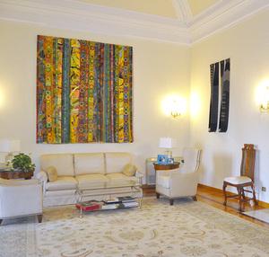 Vatican City: Art in the Embassies Program
