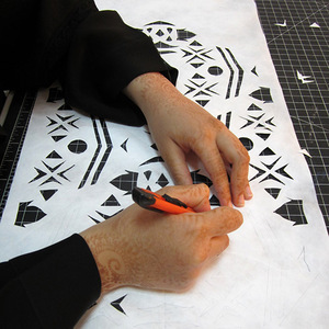 Papercutting Workshops Dubai / Doha
