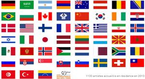 Artist Residency International Cite for the Arts